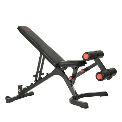 Sunny Health & Fitness Fully Adjustable Utility Weight Bench