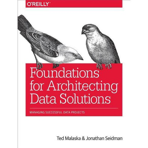 Foundations for Architecting Data Solutions - by  Ted Malaska & Jonathan Seidman (Paperback) - image 1 of 1