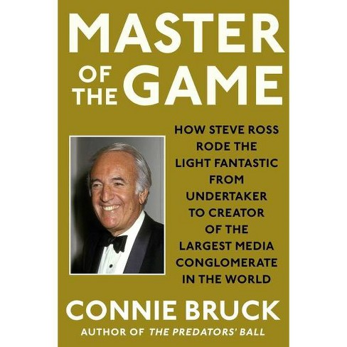 Master of the Game - by  Connie Bruck (Paperback) - image 1 of 1