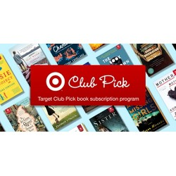 Target Book Club Pick Subscription