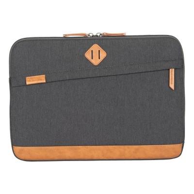 "Targus 14"" Strata III Laptop Sleeve - Gray & Brown"