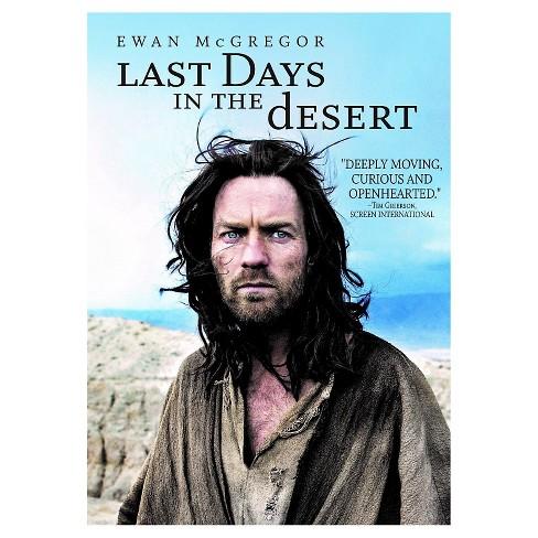 Last Days in the Desert (DVD) - image 1 of 1