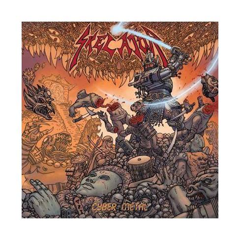 Skelator - Cyber Metal (CD) - image 1 of 1