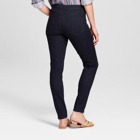0cb266110d86c Women s High-Rise Skinny Jeans - Universal Thread™ Dark Wash   Target