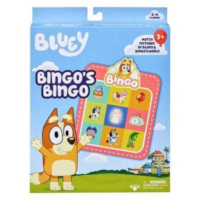Bluey Games – Bingo's Bingo Game
