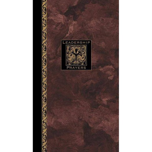 Leadership Prayers - by  Richard Kriegbaum (Hardcover) - image 1 of 1
