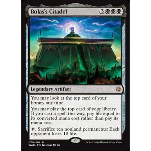 Bolas/'s Citadel ~ War of the Spark ~ MINT//NearMint ~ Magic MTG