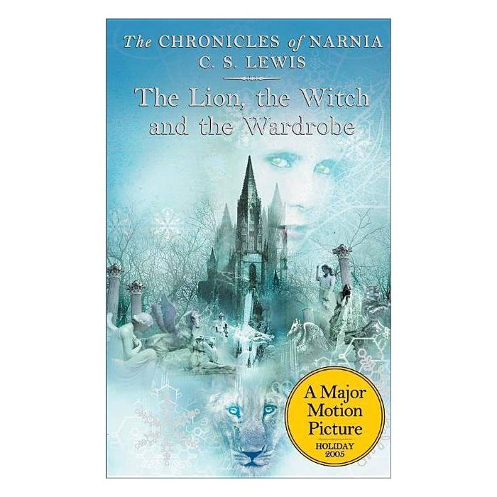 The Lion, the Witch and the Wardrobe - (Chronicles of Narnia) by  C S Lewis (Paperback) - image 1 of 1