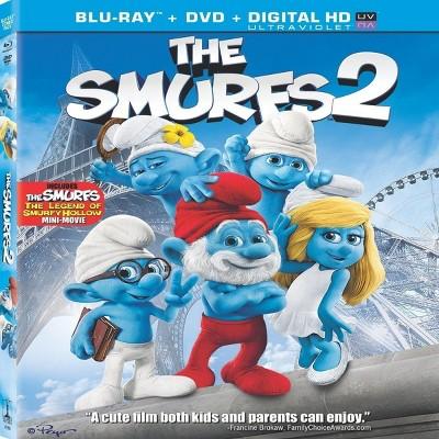 The Smurfs 2 (UltraViolet)