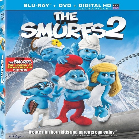The Smurfs 2 (Blu-ray + DVD) - image 1 of 1