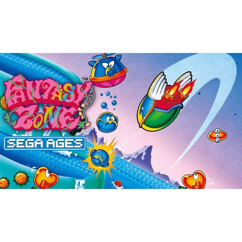 SEGA Ages: Fantasy Zone - Nintendo Switch (Digital) - image 1 of 4