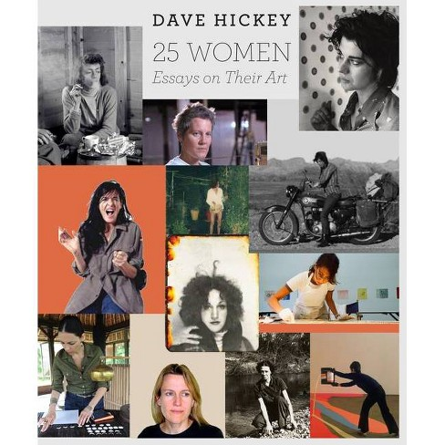 25 Women - by  Dave Hickey (Hardcover) - image 1 of 1