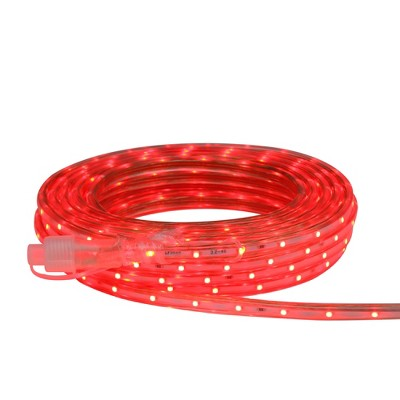 Northlight 10' LED Outdoor Christmas Linear Tape Lighting - Red