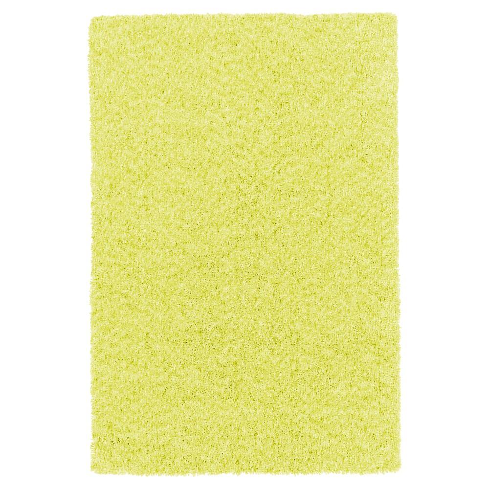 Alane Kid's Rug 2'x3' Bright Yellow - Surya