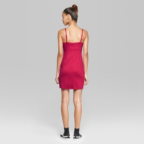 46943c61677 Women s Strappy Knit Dress - Wild Fable™ Pink. Shop all Wild Fable