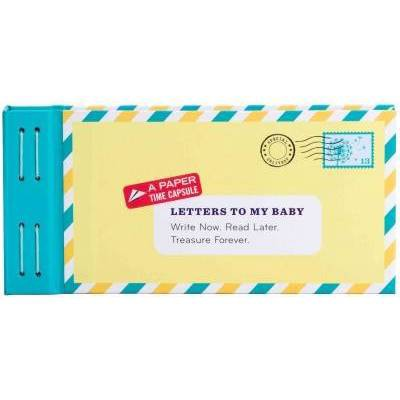 Letters to Baby Book by Lea Redmond