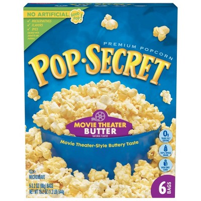 Microwave Popcorn: Pop-Secret
