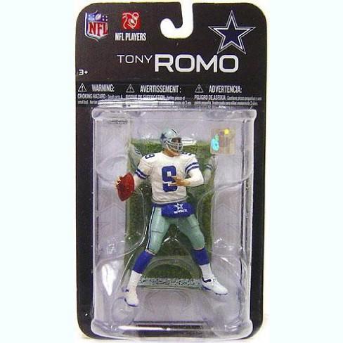 McFarlane Toys NFL Dallas Cowboys Sports Picks Series 7 Mini Tony Romo 3-Inch Mini Figure - image 1 of 1