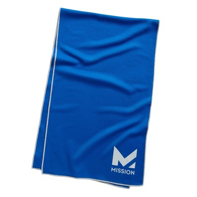 Mission HydroActive™ Premium Techknit Large Towel