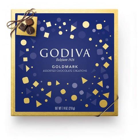 Godiva Assorted Goldmark Chocolate Giftbox - 17pc - image 1 of 3