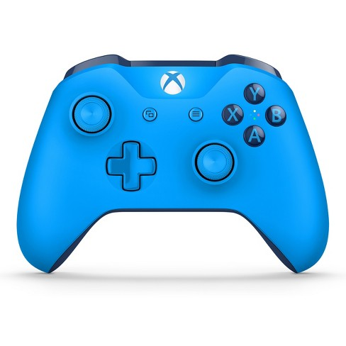 Xbox Wireless Controller - Blue - image 1 of 4