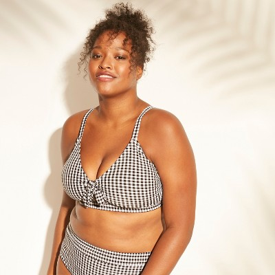 5406bd627aaf0 Plus Size Swimsuit Tops   Target