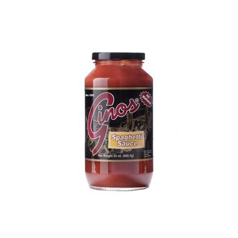 Gino's Spaghetti Sauce - 24oz - image 1 of 1