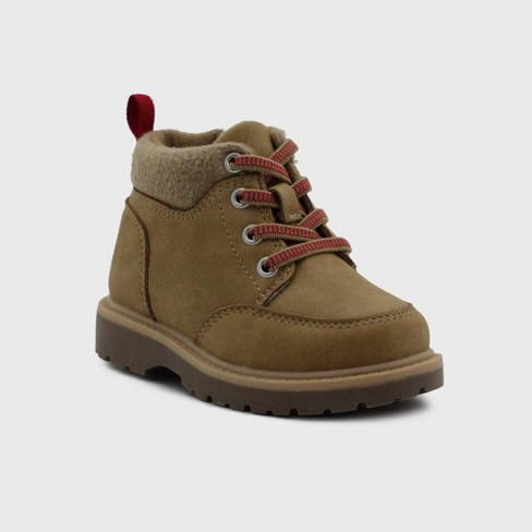 Toddler Boys' Jerome Fashion Boots - Cat & Jack™ Brown - image 1 of 3