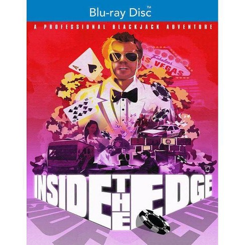 Inside The Edge: Professional Blackjack (Blu-ray) - image 1 of 1