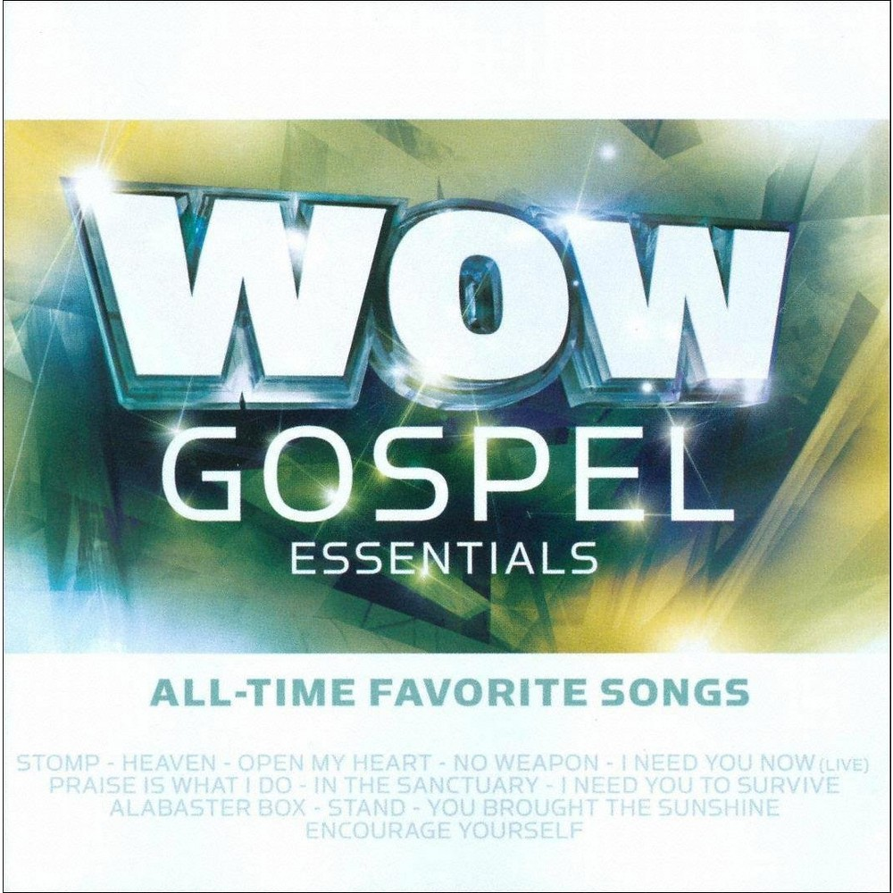 Various Artists - Wow Gospel Essentials All-Time Favorite Songs (CD)