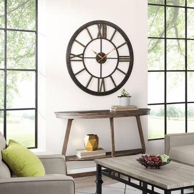 Big Time Wall Clock Beige - FirsTime
