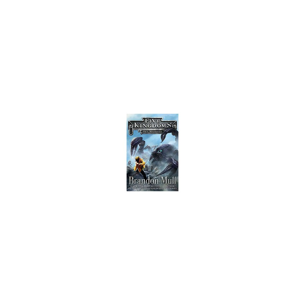 Sky Raiders (Reprint) (Paperback) (Brandon Mull)
