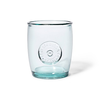 13.5oz Short Recycled Glass Tumbler - Levi's® x Target
