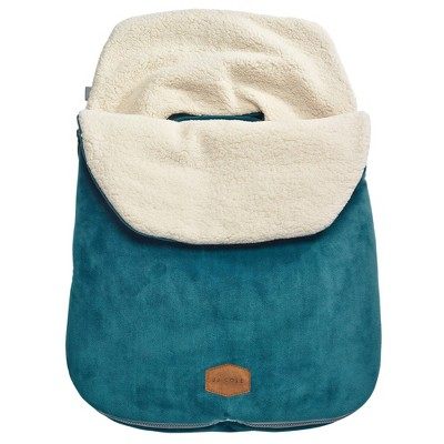 JJ Cole Original Bundle Me Car Seat Accessory - Teal