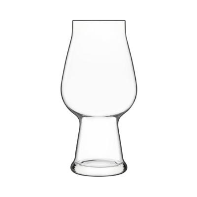 Luigi Bormioli 18.25 Ounce Birrateque IPA Glass, Set of 2