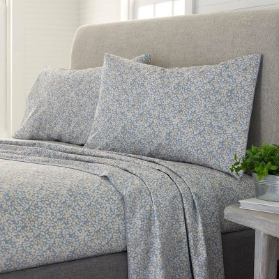 Comfort Wash Printed Pattern Sheet Set - EcoPure