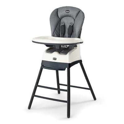 Chicco Stack 3-in-1 High Chairs - Nordic