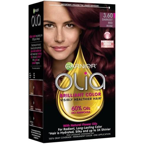 Garnier Olia 3 60 Darkest Rose Gold Target