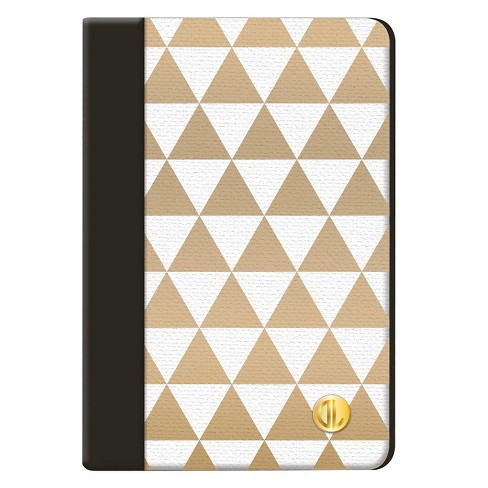 Tablet Case Dabney Lee White Gold - image 1 of 4