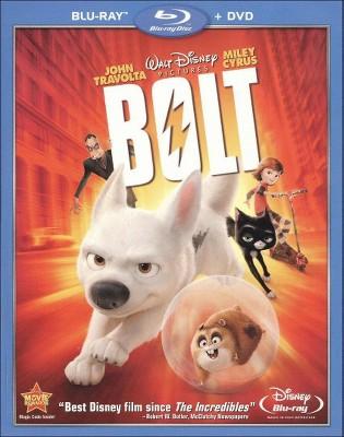 Bolt (2 Discs)(Blu-ray/DVD)