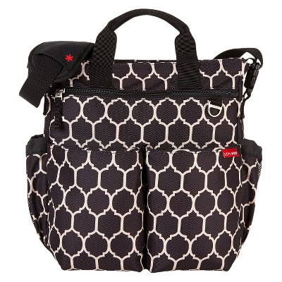 Skip Hop Duo Signature Diaper Bag - Onyx