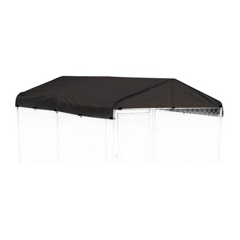 WeatherGuard CL-00301 5' x 10' Outdoor All Season Dog Kennel Waterproof Cover - image 1 of 3