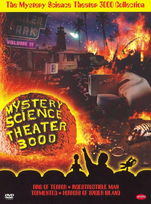 Mst3k collection vol 11 (DVD) - image 1 of 1