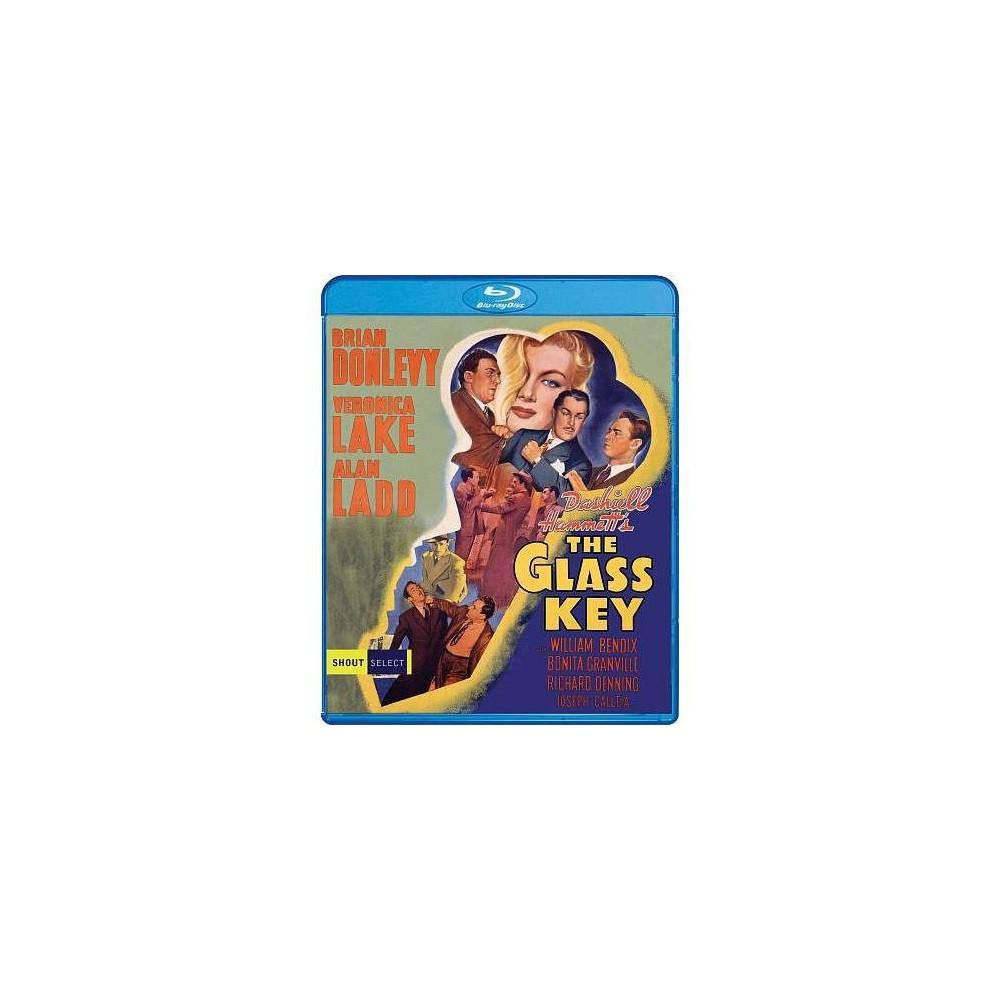 Glass Key (Blu-ray), Movies