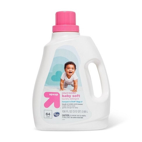 Baby - Compare To Dreft Active - 100oz - up & up™ - image 1 of 4