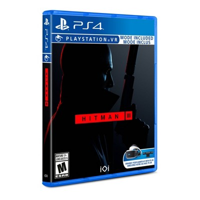 Hitman 3 - VR Mode Included - PlayStation 4