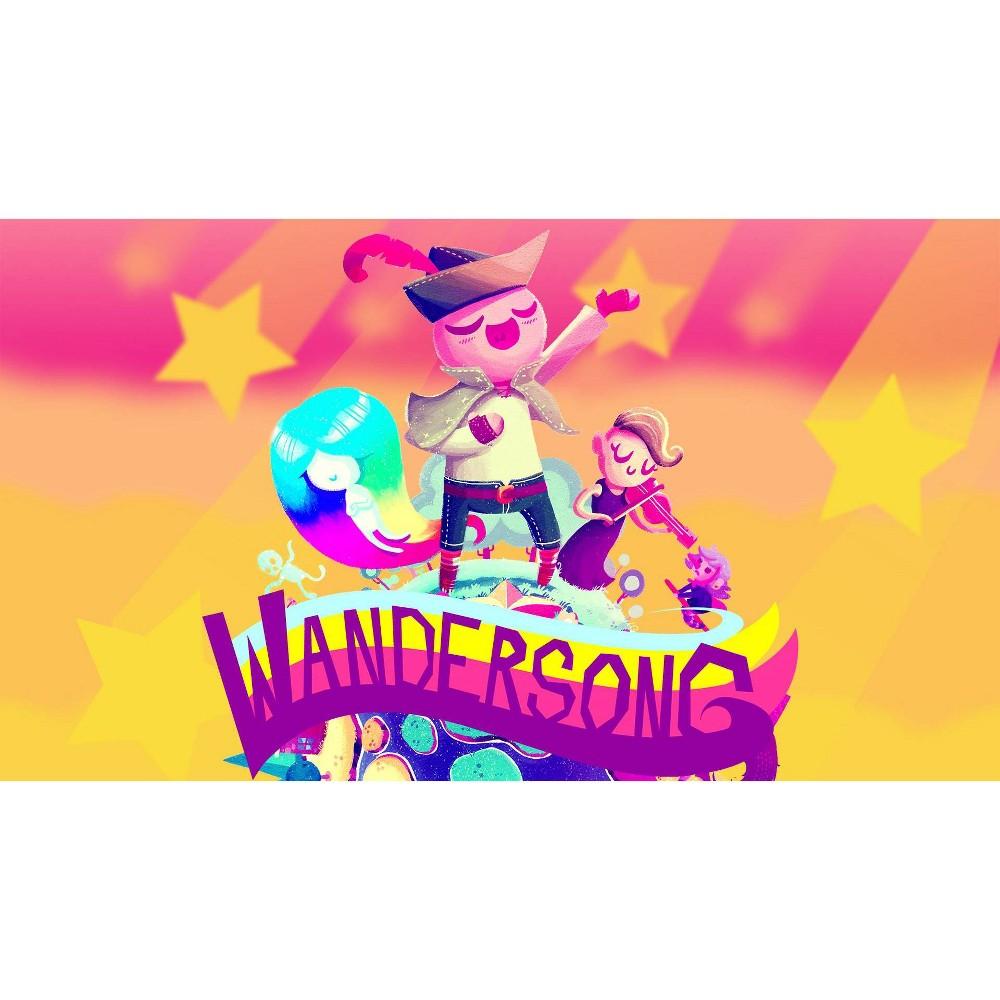 Wandersong Nintendo Switch Digital
