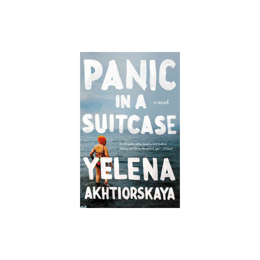 Panic in a Suitcase (Reprint) (Paperback)