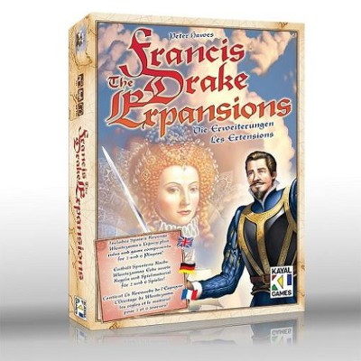 Francis Drake - The Expansions Board Game