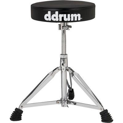 ddrum RX Series Throne with Swivel Adjustment Black